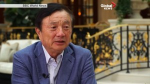 Huawei founder says CFO's arrest was politically motivated: BBC